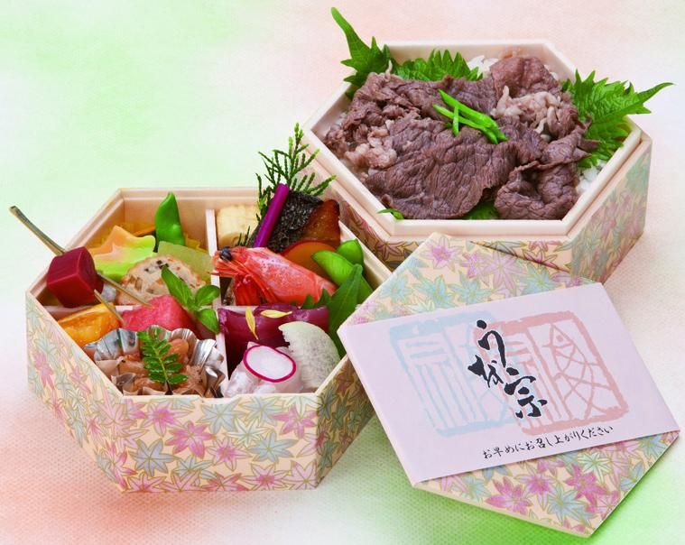 近江(滋賀)地方ゆかりの弁当